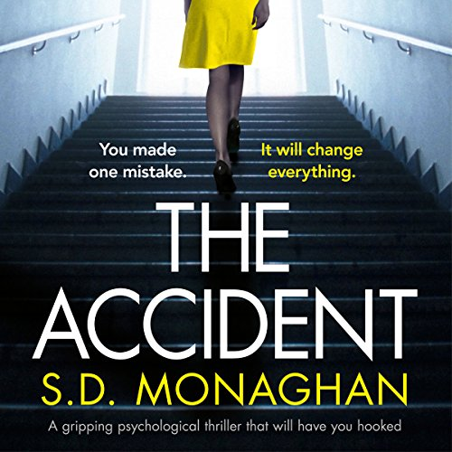The Accident audiobook cover art