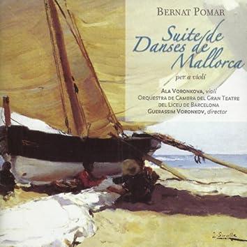 Bernat Pomar: Suite de Danses de Mallorca