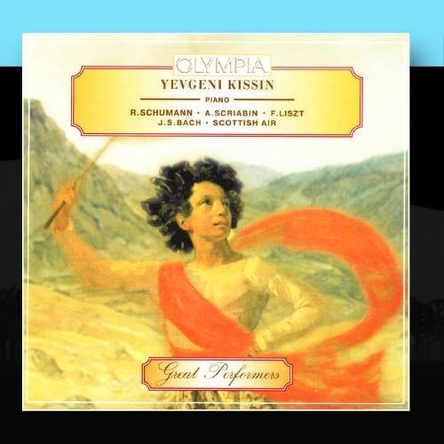 R.Schumann, A.Scriabin, F.Liszt, J.S.Bach, Scottish Air by Yevgeni Kissin (piano) (2011-02-28?