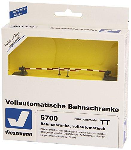 Viessmann 5700 - TT Vollautomatische Bahnschranke