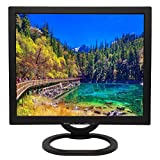 ViewEra V191HV2 TFT LCD Video Monitor, 19' Screen Size, VGA, Composite (RCA) Video, S-Video, Resolution 1280 x 1024, Brightness 250 cd/m2, Contrast Ratio 1000:1, Response Time 5ms, Built-in Speakers