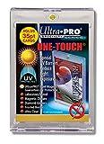Ultra Pro Titular de la Tarjeta magnética de un Solo Toque de 35 PT con protección UV
