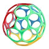 Juguete Clásico de Fácil Agarre, Bola de Agarre para Niños, Juguete Sensorial para Dentición y Agarre, Baby Shower para Bebés Recién Nacidos, Niñas y Niños