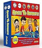 Juego Matemáticas Niños Primaria 1º 2º Eso - Juegos de Mesa Divertidos con Dado - Juegos Educativos para Más Confianza - Juego de Mesa para Niños Sumar Restar Multiplicar