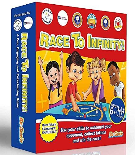 Kinderspiele Mathematik für Kinder im Alter ab 5 Bis 14 Jahren - Lustige Brettspiele Mathe mit Würfeln - Für Kinder zur Selbstvertrauenssteigerung