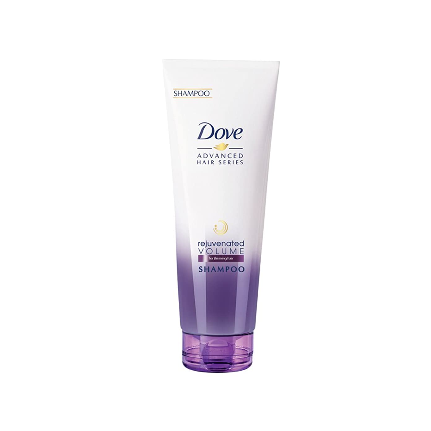 凍った適切なまたはDove Rejuvenated Volume Shampoo, 240ml