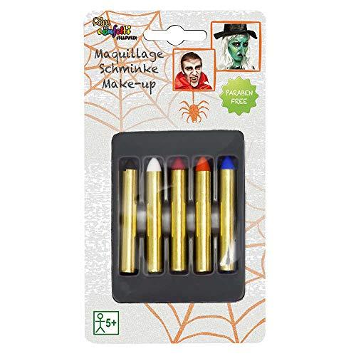 Generique - 5 Crayons Maquillage