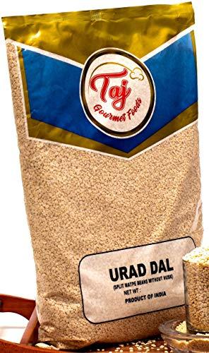 TAJ Premium Indian Urad Dal (Urad, 4-Pounds)