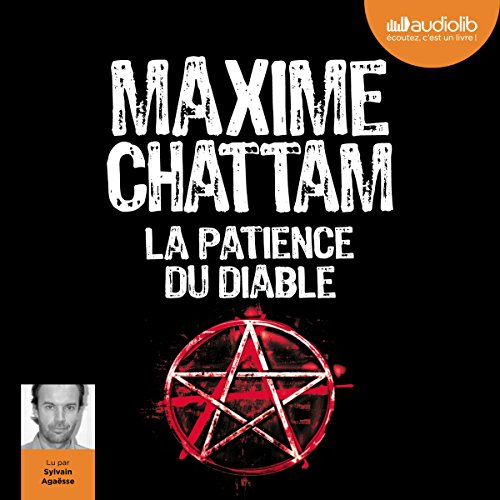 La patience du diable audiobook cover art