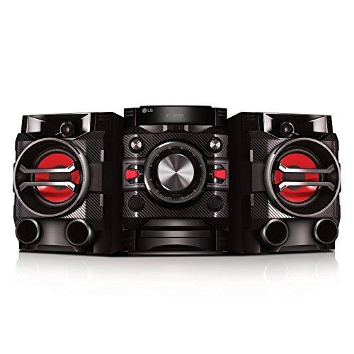 of lg shelf stereos LG Electronics CM4360 230W Hi-Fi Entertainment System (2016 Model)