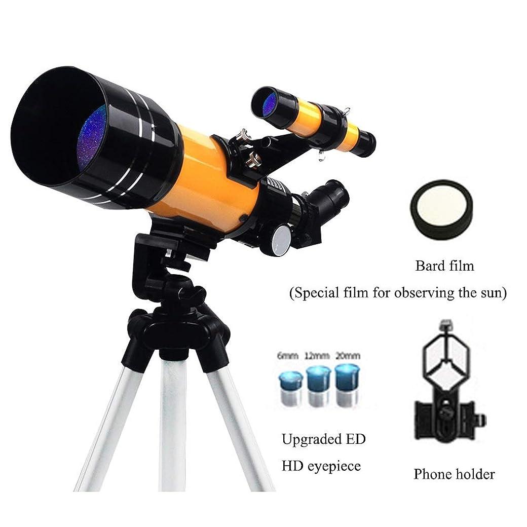 かる移植消える天体屈折望遠鏡 伸縮式アルミ合金ブラケット(430mm?1380mm) 3Xバーロウレンズ キッズ初心者のための天文学 5タイプ (Size : #5)