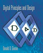 Digital Principles and Design with CD-ROM by Givone, Donald(July 10, 2002) Hardcover