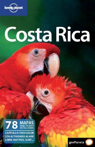 Costa Rica 5 (Guías de País Lonely Planet) [Idioma Inglés]