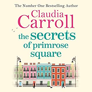 The Secrets of Primrose Square                   By:                                                                                                                                 Claudia Carroll                               Narrated by:                                                                                                                                 Aoife McMahon                      Length: 11 hrs and 13 mins     47 ratings     Overall 4.3
