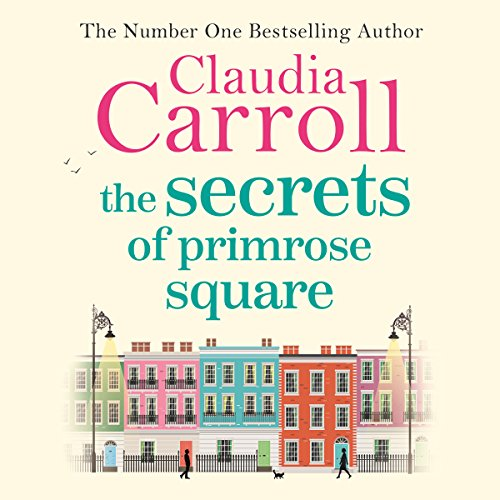 The Secrets of Primrose Square audiobook cover art
