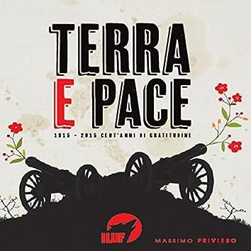 Terra e pace - 1915-2015 cent'anni di gratitudine -