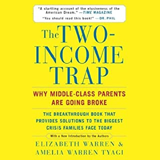 The Two-Income Trap cover art