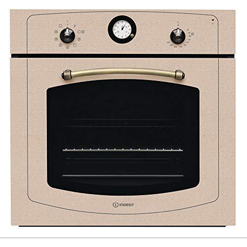 Indesit IFVR 800 H AV - Forno elettrico ventilato, 65 Litri, Classe A, colore Avena