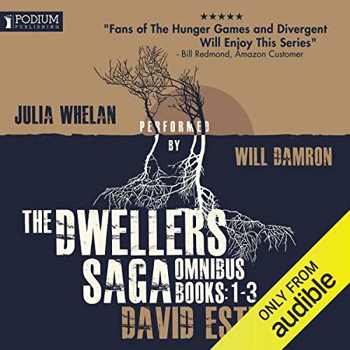 The Dwellers Saga Omnibus Titelbild
