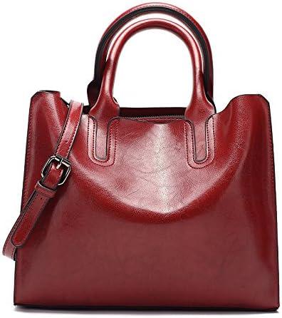 zyylppylw Shoulder Bags Fashion Colorado Springs Mall Vintage Women Leather Handbags B 2021 new