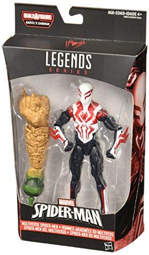"""Marvel Spider-Man 6"""" Legends Series Multiverse Spider-Men: Spider-Man 2099"""