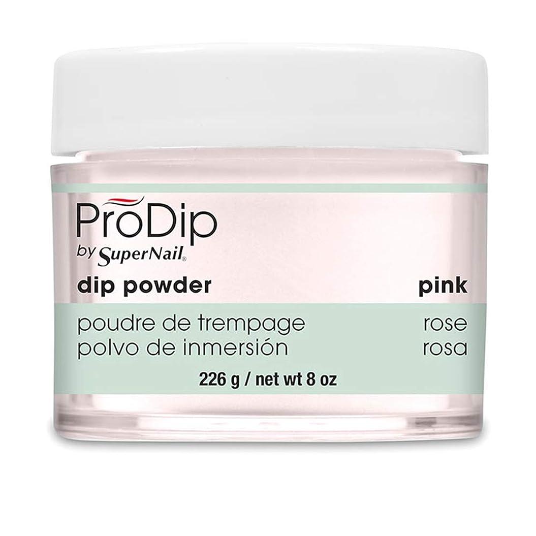 おっと入場料急勾配のSuperNail - ProDip - Dip Powder - Pink - 226 g/8 oz