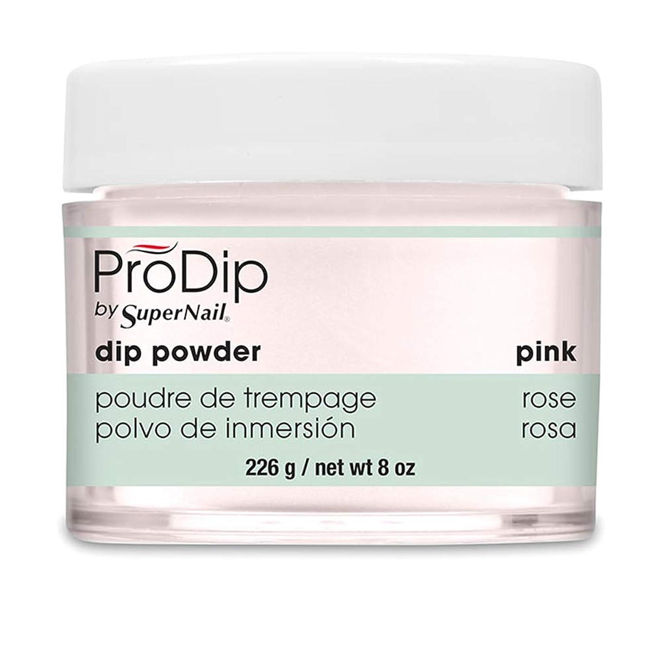 夕方ボクシングキャンペーンSuperNail - ProDip - Dip Powder - Pink - 226 g/8 oz