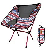 Lightweight Foldable Camping Chairs Perfect for Adults and Children on Hiking and Camping
