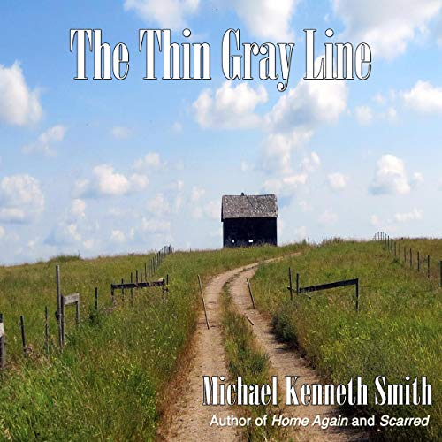 The Thin Gray Line audiobook cover art