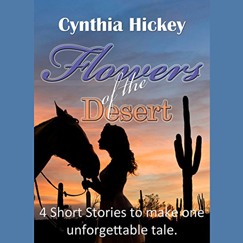 Flowers of the Desert audiobook cover art