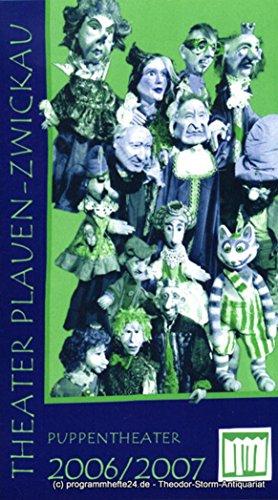 Programmheft Puppentheater Spielzeit 2006 / 2007