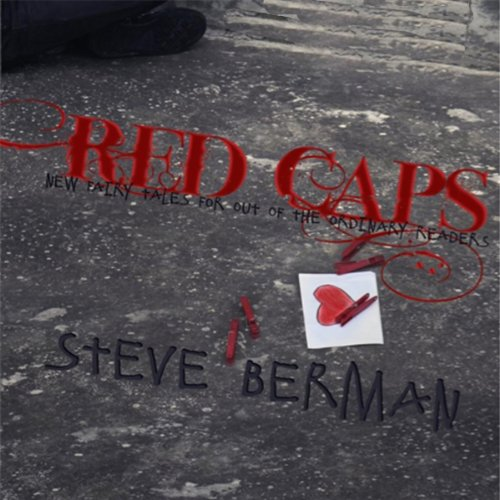 Red Caps audiobook cover art