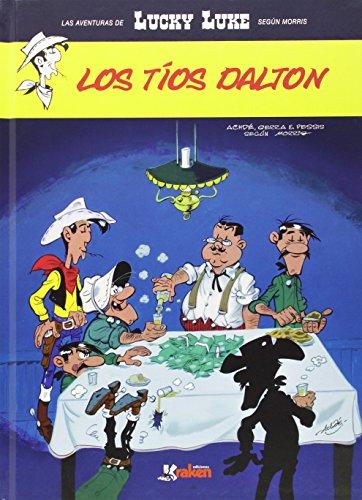 Lucky Luke. Los tíos Dalton (Aventuras Lucky Luke (morris))