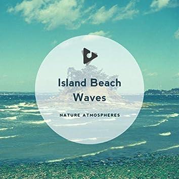 Island Beach Waves