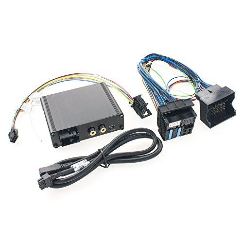 Front- & Rückfahrkamera-Interface für BMW mit 10-Pin LVDS CCC (Radio/Navi Business BZW. Professional)