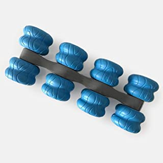 Thorex Back Muscle Release Roller, Improves Posture, Eases Upper and Lower Back Pain, for Men & Women, Chiropractor Approved