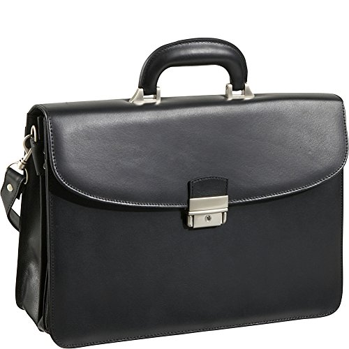 amerileather leather briefcases Amerileather Functional Leather Executive Briefcase (#2850-02)