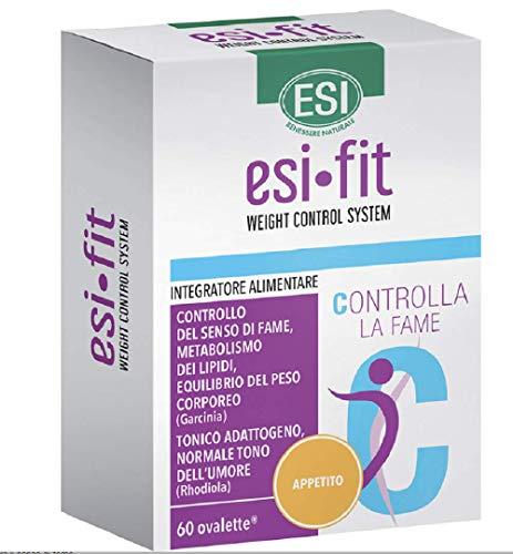 ESI Fit C – Controla el sentido de la familia – Suplemento alimenticio 60 ovaletas