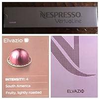 10カプセル ネスプレッソ VertuoLine Elvazio Coffee