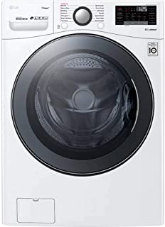 LG WM3900HWA White 4.5 cu.ft. Smart wi-fi Enabled Front Load Washer