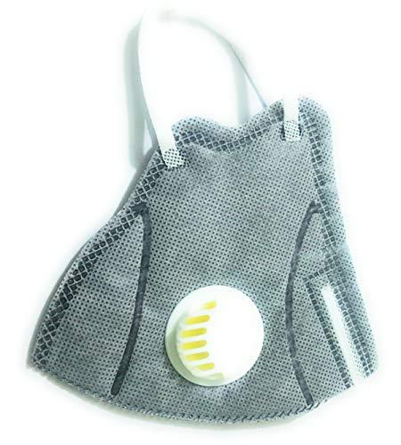 Atemschutzmaske für Lack, Allergien, Pollen, Staub