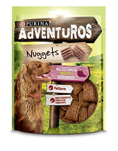AdVENTuROS Perros Snack, 6Pack (6x 90g)