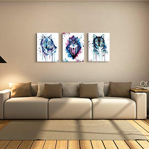 Abstract animal painting _image1