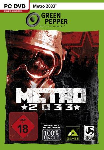 Metro 2033 [Green Pepper] - [PC]