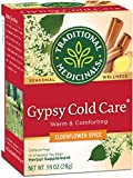 Traditional Medicinals Tea Gypsy Cold Care or