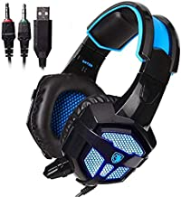 Best sades sa738 gaming headset Reviews
