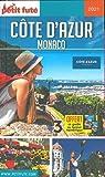 Guide Côte d'Azur - Monaco 2020 Petit Futé