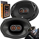 Best 6x9 Car Speakers - JBL Club 9630 480 Watts 6x9 Club Series Review