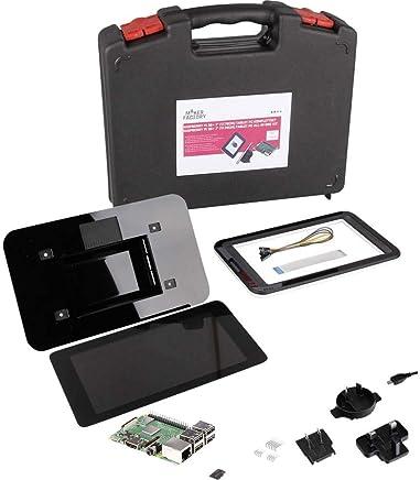 Makerfactory Raspberry Pi® 3 Model B+ 1GB Noobs incl. sistema operativo Noobs, incl. case, incl. alimentatore - Trova i prezzi più bassi