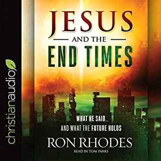 Jesus and the End Times audiobook cover art